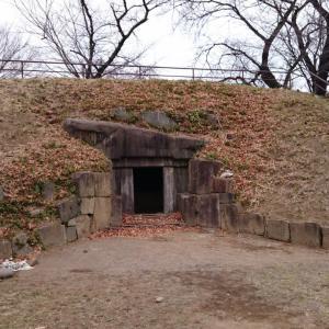 歴史散歩・古墳にコーフン 3