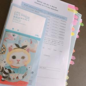 韓国で結婚ビザ申請してきました。