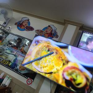 家族旅行in江原道【美味しい食べ物に出会った】
