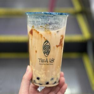 タピオカ専門店 TEA18は安くて美味しい。