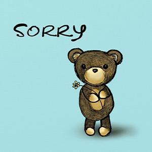 """I'm sorry."" と ""Excuse me.""(2)"