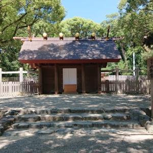 74. 八剣宮(はっけんぐう) 〜愛知県名古屋市〜