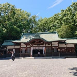 75. 上知我麻神社(かみちかまじんじゃ) 〜愛知県名古屋市〜