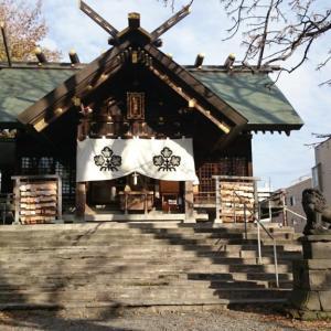 77. 諏訪神社(すわじんじゃ) 〜北海道札幌市〜