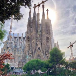【バルセロナ】子連れヨーロッパ旅行〜仁川乗り換えでバルセロナ〜