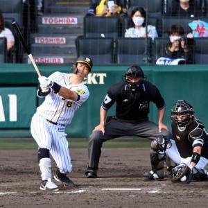阪神 佐藤輝明さん、ファームの打率.063wwwwww
