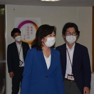 野田聖子さん、推薦人集まってしまう