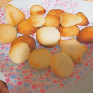 【粉ミルク消費】トースターでソフトクッキー【洗い物ほぼなし】