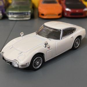 ディアゴスティーニ 日本の名車コレクション No.1 トヨタ2000GT