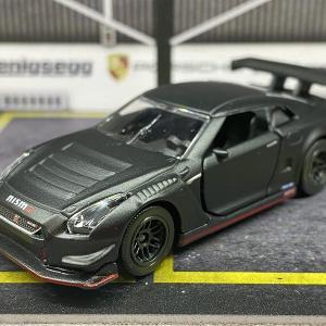 マジョレット 日本車セレクションⅡ first #214H NISSAN GT-R NISMO GT3