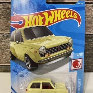 ホットウィール Custom '70 Honda N600