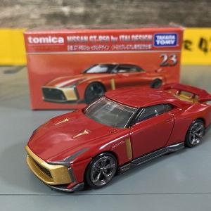 トミカプレミアム 23 日産 GT-R50 by イタルデザイン(トミカプレミアム発売記念仕様)・・・第321回今日のトミカ