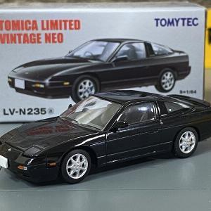 トミカリミテッドヴィンテージ NEO 日産180SX TYPE-Ⅱ・・・第323回今日のトミカ