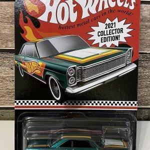 ホットウィール 2021 Collector Edition#4 '65 Ford Galaxie