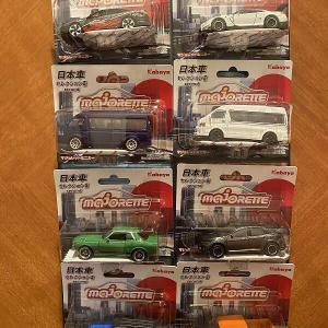 マジョレット 日本車 セレクションⅡ second