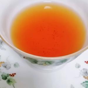 大成功! 紅茶・かりがね(茎茶) 自作