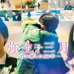 【日本映画】「弥生、三月 君を愛した30年〔2020〕」ってなんだ?