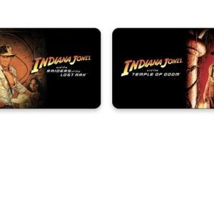 【iTunes Store】「インディ・ジョーンズ」期間限定価格