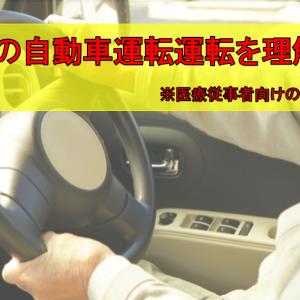 脳卒中の自動車運転を理解する。