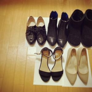 【断捨離・靴】今日捨てたモノ→5点(37/100個)~断捨離で残す靴は何足?~