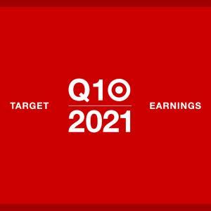 【TGT21Q1】マークス、ターゲット(TGT)の2021年第1四半期決算を確認する。