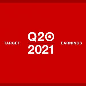 【TGT21Q2】マークス、ターゲット(TGT)の2021年第2四半期決算を確認する。