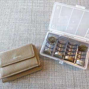ミニ財布は100均コインケースと組み合わせて快適♪長財布からミニ財布に切り替えて半年経過しました!