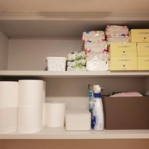 【整理収納】かさばるペーパー類、我が家のストック管理と収納方法!
