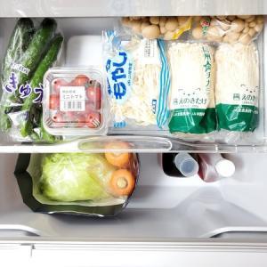 【整理収納】きれいを保ちやすい冷蔵庫の野菜室収納♪ダイソーケースが便利!