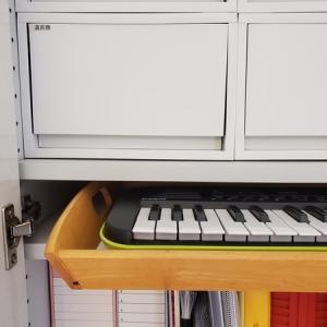 【整理収納】モノの大きさや形で収納する場所がない時の解決法!棚板収納は変幻自在♪