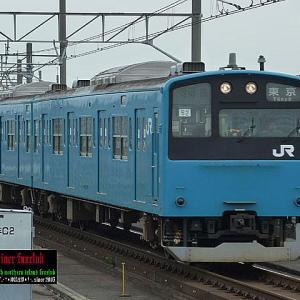 [251] JR東日本201系(京葉線)