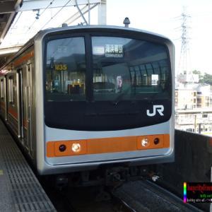 [261] JR東日本205系(武蔵野線・メルヘン)