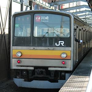 [266] JR東日本205系(南武線)