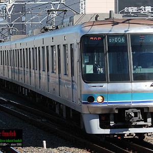 [288] 東京地下鉄(東京メトロ)07系(東西線)