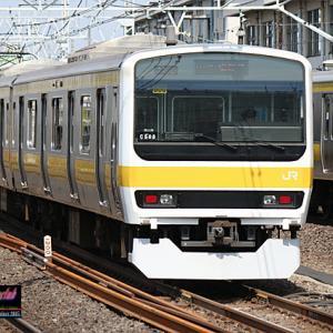 [436] JR東日本209系500番台(中央・総武線)