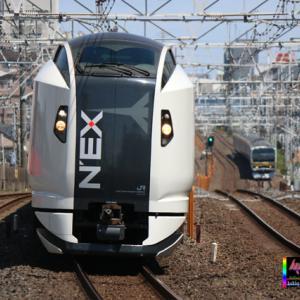[443] JR東日本E259系