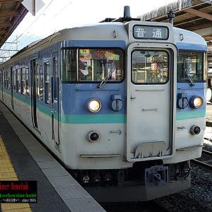 [446] JR東日本115系(長野色)