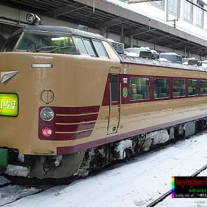 [461] JR東日本485系(国鉄色)