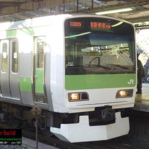 [493] JR東日本E231系500番台(山手線)