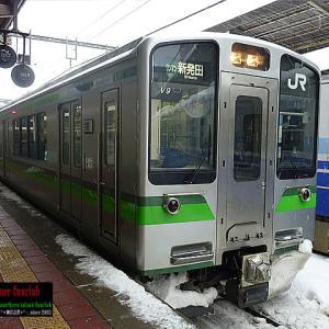 [496] JR東日本E127系①