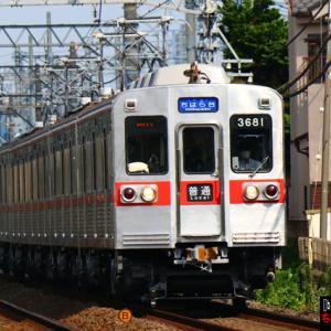 [518] ★ちょい撮り★ 京成電鉄3600形リバイバルカラー②