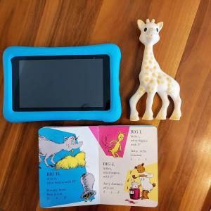 3歳からのタブレット学習に!VANKYOキッズ向けタブレットのレビュー&おすすめ知育アプリ3選