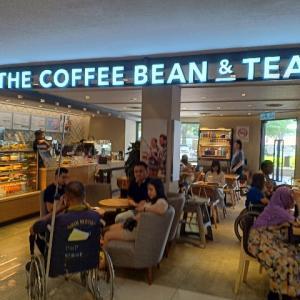 【パンタイ病院】CoffeeBean&TeaLeaf