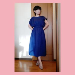 ☆自由区ワンピース☆今日のコーデ(2020年7月5日)