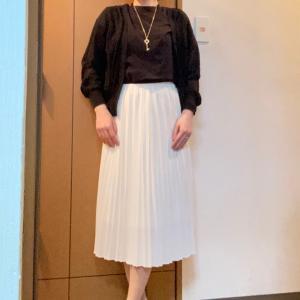 ☆GUドルマンシアーカーディガン×ユニクロ☆今日のコーデ(2020年7月8日)