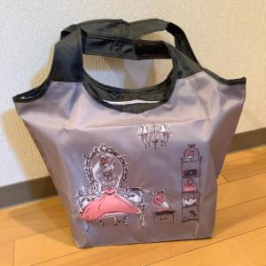 ☆ベーシックカラーのエコバッグは悪目立ちしなくて使いやすいです☆