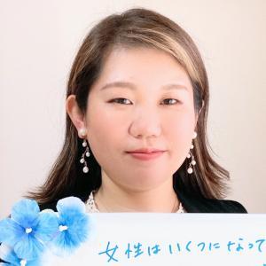 ☆和子さんが来て下さいました☆笑顔になる痛くないイヤリング販売しております。