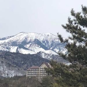 草津温泉2泊3日、帰る日
