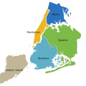 ニューヨークへ留学をしたいと思っている方へ☆【その3】住むのにおススメエリア(マンハッタン、クイーンズ編)