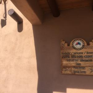 ☆ロードトリップ☆ユタからニューメキシコへ【18】ズニ族の居留地を訪れてみました。
